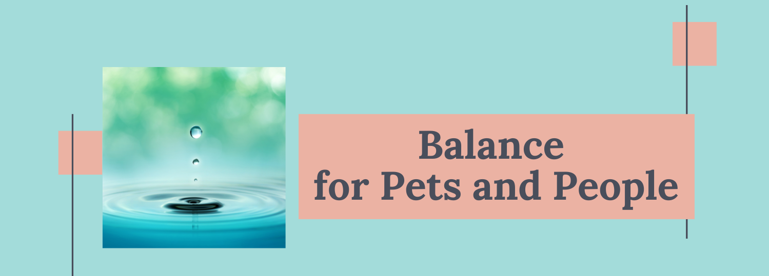 Balance for Pets and People